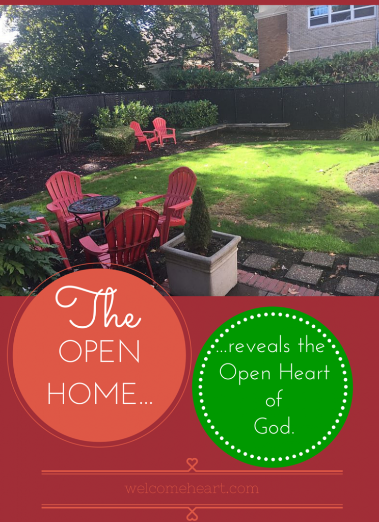 Theopenhome