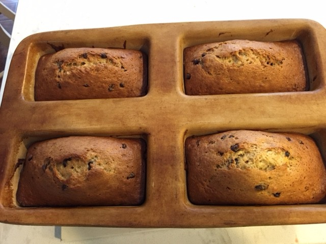 Secrets to great banana bread (and better days.)