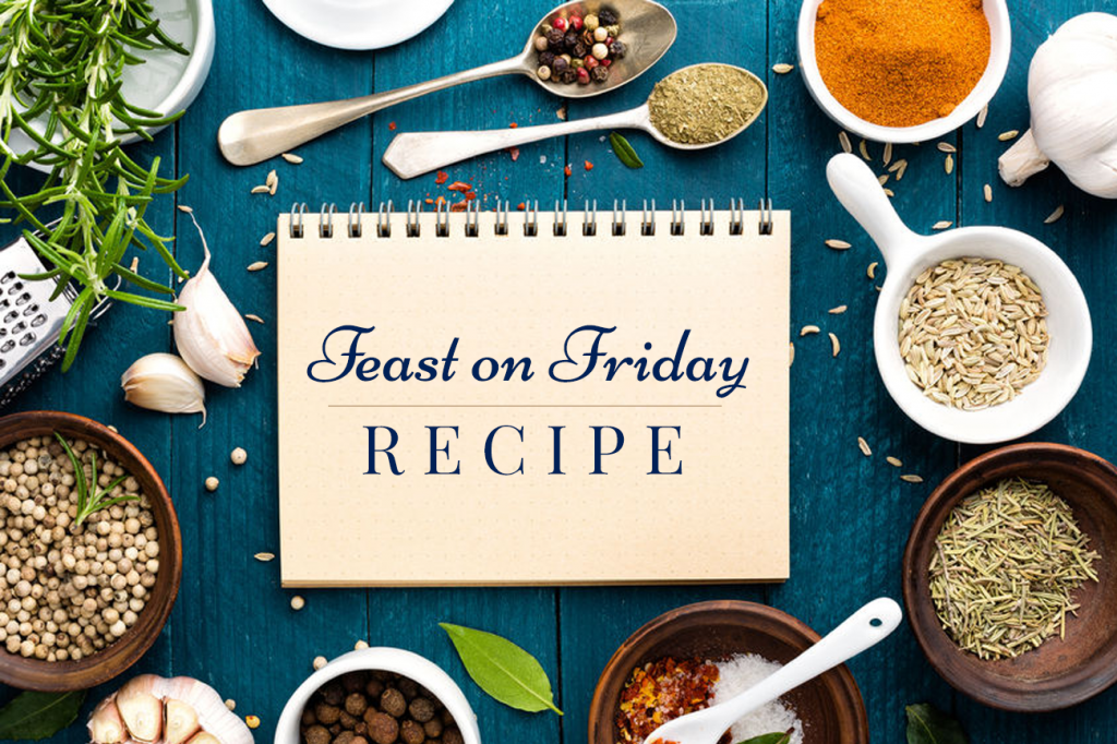 Feast on Friday: Gorgonzola and Spicy Pecan Salad