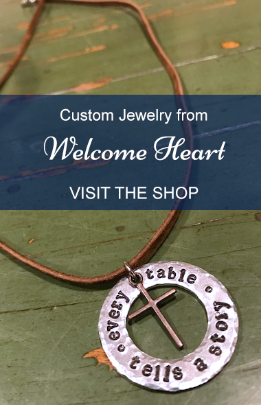 Welcome Heart Jewelry Shop