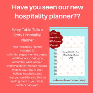 Every Table Planner