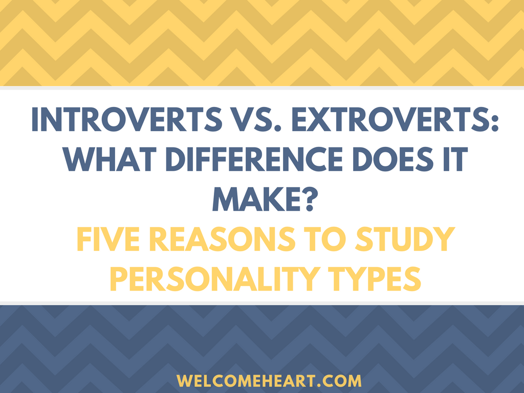 5 Reasons to Study Personality types #myers-briggs